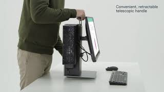 Dell Small Form Factor All in One Stand Overview OSS17