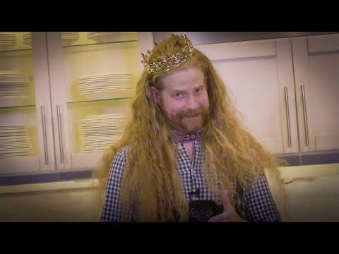 King Scott Cooks the perfect OKTOBERFEST meal!