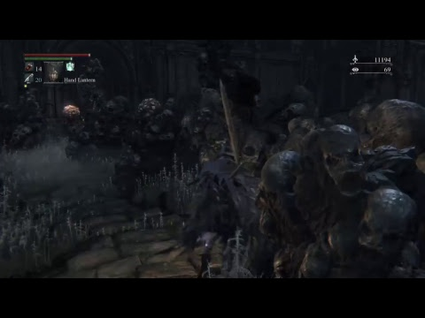Bloodborne | One more boss