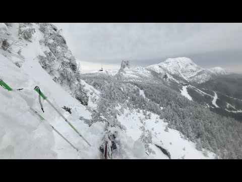 Some Stowe Skiing