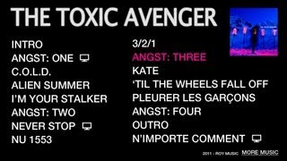 THE TOXIC AVENGER - ANGST: THREE