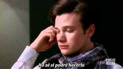 Losing My Religion (Finn) - Glee