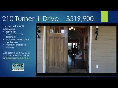 210 Turner III Drive Abbeville, AL 36310
