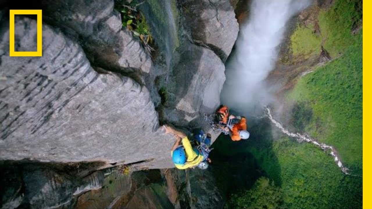 Climbing Angel Falls, the Beauty and the Danger | One Strange Rock