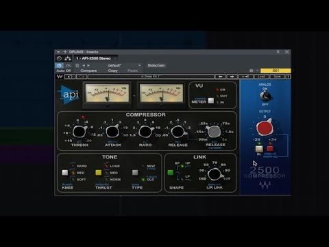 Top Analog Compressor Plugins | Beat Lab