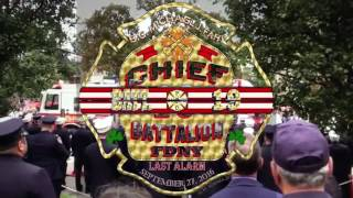 FDNY B.C. Chief Fahy