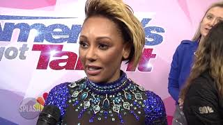 Mel B credits father with helping her to divorce | Daily Celebrity News | Splash TV