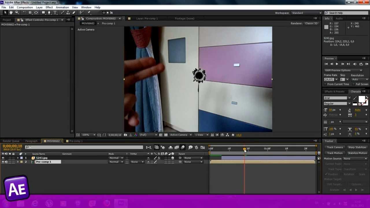 Adobe after effects как сделать 309