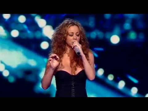 Mariah Carey   I Stay In Love -  Live!