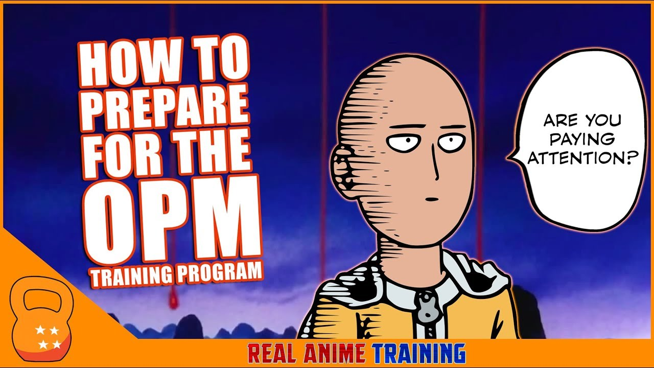 Saitama Workout Before And After - Real Anime Training One Punch Man