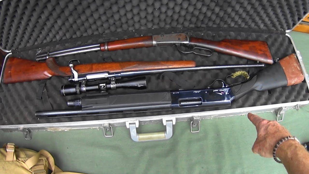My hunting gear