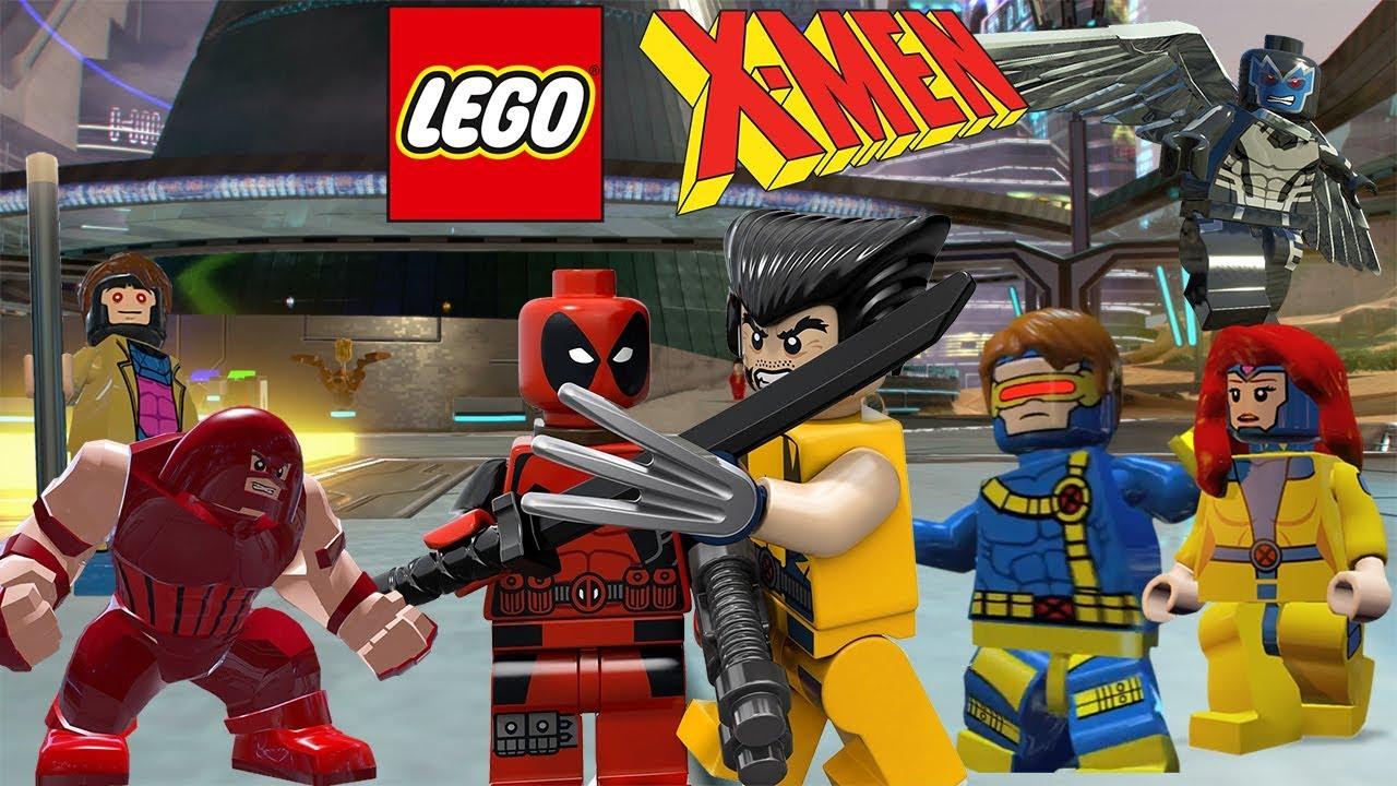 Lego Marvel Super Heroes 2 My Top 10 X Men Characters I D Like To See In Lego Marvel Superheroes 2 Youtube