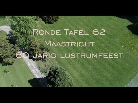 Ronde Tafel Maastricht.Ronde Tafel 62 Lustrumviering 60 Jaar 13 Mei 2017