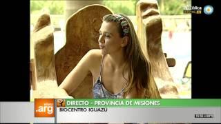 Vivo en Arg - Misiones, Puerto Iguazú - 30-12-13 (3 de 5)