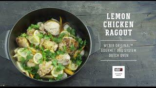 Lemon Chicken Ragout on GBS