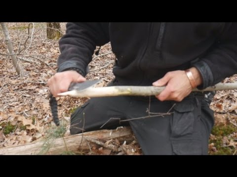 How To Make a Survival Spear