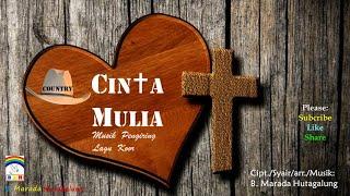 Lagu Koor - Cinta Mulia/Glory Love (Country Music) - Musik Pengiring/Instrumental