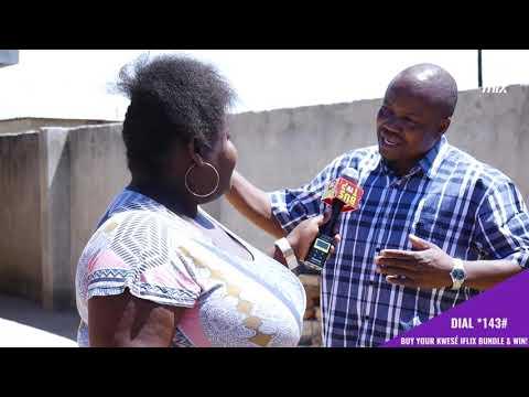 Charles Kwese iflix Winner