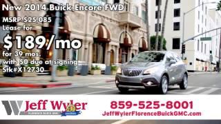 2014 Buick Verano Encore GMC Terrain Lease Florence KY Cincinnati OH Independence Burlington