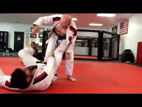 The Worm Guard Set Up & 5 Sweep Variations