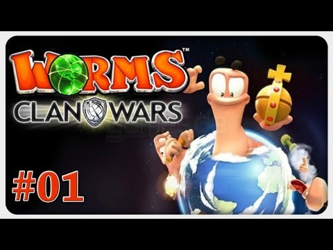 Let's Play: Worms: Clan Wars | Folge #01 - World Museum History
