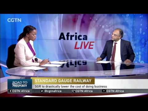 INTERVIEW: Chinese-built SGR is a game-changer in East Africa