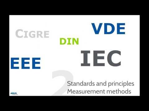 Cable Diagnostics: Standards And Principles, Measurement Methods