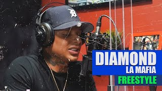 DJ Scuff x Diamond La Mafia - Freestyle #07 (2da Temporada)