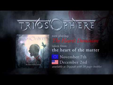 TRIOSPHERE - The Heart Of The Matter (2014) / album trailer / AFM Records