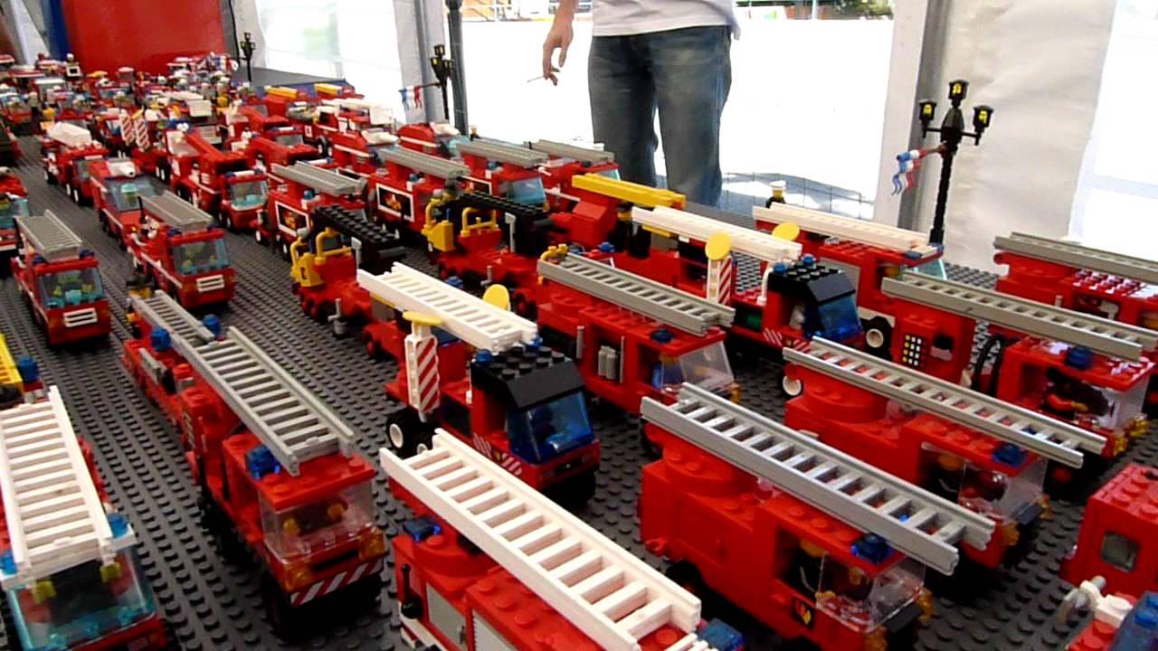 lego - Lego City Pompier