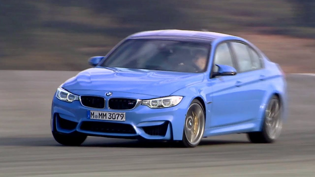 2014 Bmw M3 Sedan Official Trailer Youtube