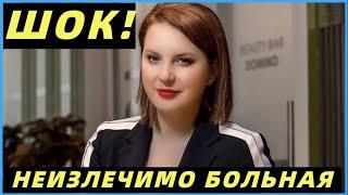 Ирина Слуцкая вынуждена сидеть на гормонах