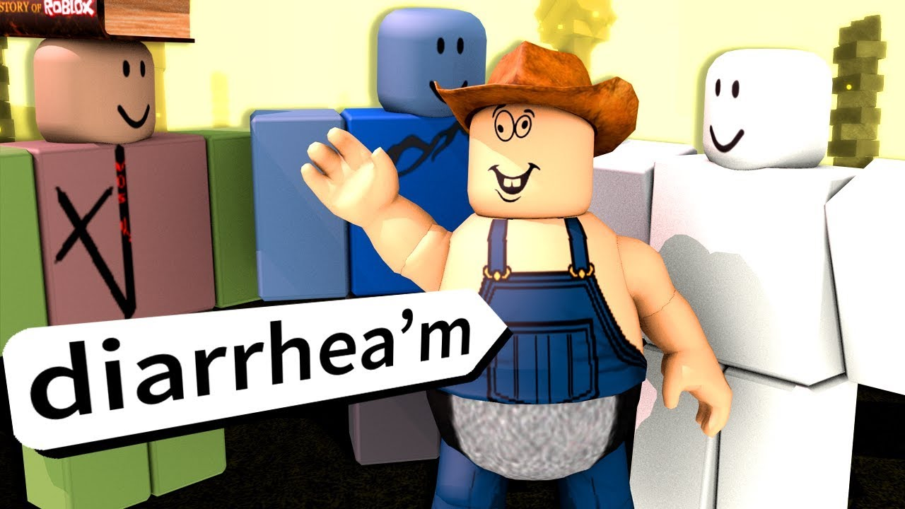I Acted Like An Idiot Around Scary Roblox Myths Youtube