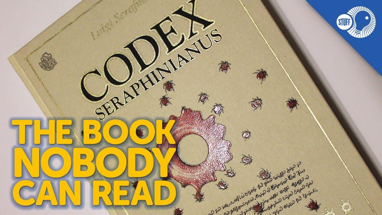 Codex Seraphinianus Book