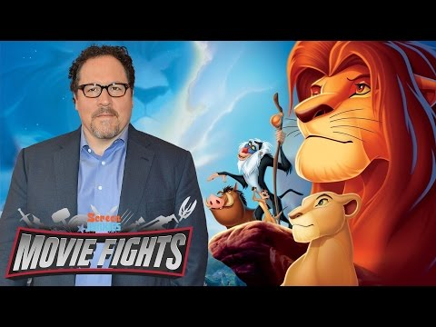 Lion King Remake Must Haves? - MOVIE FIGHTS!!