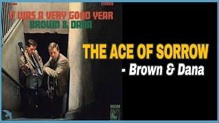 brown dana   the ace of sorrow 1963