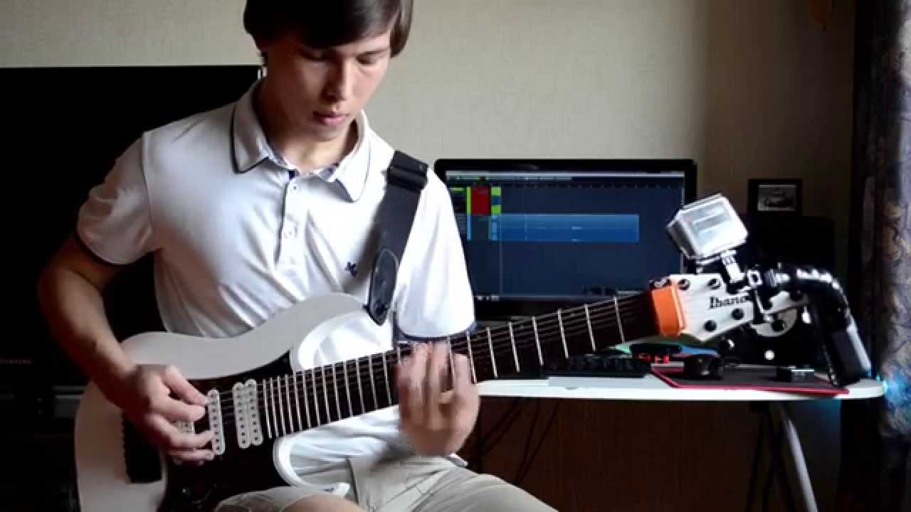 Kascade Animals As Leaders Full Cover Youtube