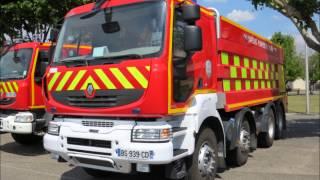 Congrée des Sapeurs Pompiers du SDIS 38 en Juin 2014
