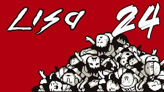 Episode 24 - Motorcycle Rides and Tools! - Let#39s Play LISA THE PAINFUL Blind