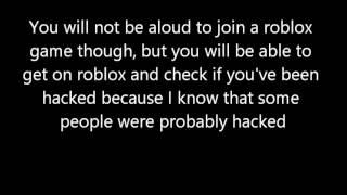 Come essere in grado di ottenere su roblox se il sito non è disponibile o violato