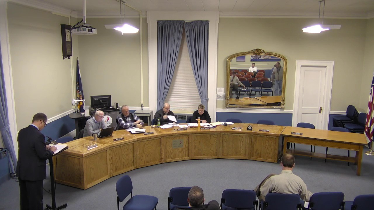 City of Plattsburgh, NY Common Council Work Session 12-08-16