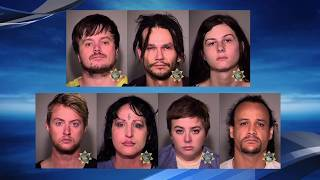 Seven Antifa Fascists Arrested At Patriot Prayer Rally In Portland Full HD