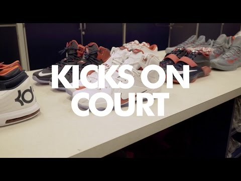 Go Inside University of Arizona Basketball's Locker Room (Preview) | Kicks On Court Weekly