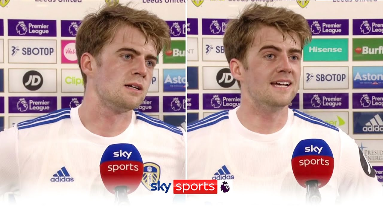 """Download """"Football is for the fans""""   Bamford's take on the ESL & Leeds' point against Liverpool"""