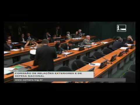 RELAÇÕES EXTERIORES E DE DEFESA NACIONAL - Reunião Deliberativa - 02/08/2016 - 11:04