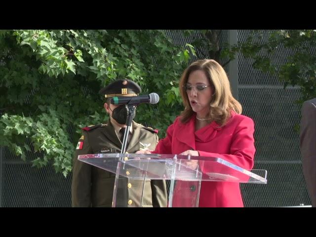 CONMEMORA INAI 211 ANIVERSARIO DE INICIO DE INDEPENDENCIA DE MÉXICO CON CEREMONIA DE IZAMIENTO...