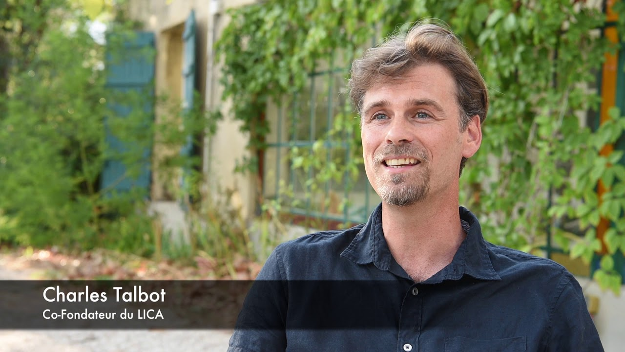 Interview de Charles Talbot, Co-fondateur du LICA