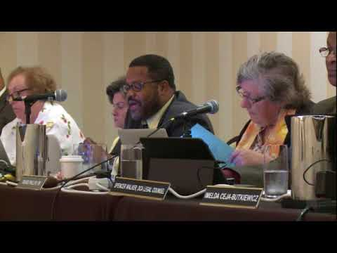 Board of Registered Nursing Meeting - September 7, 2017 ...