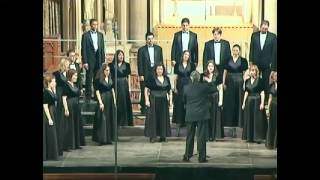 California State University Fullerton Chamber Choir