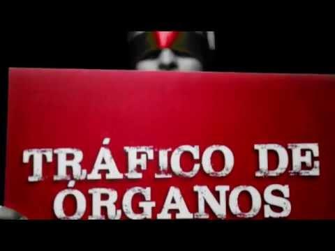 Trata de personas Tráfico de Órganos